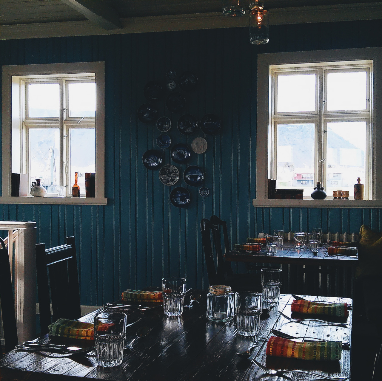 Кафе Tryggvaskáli в городе Selfoss