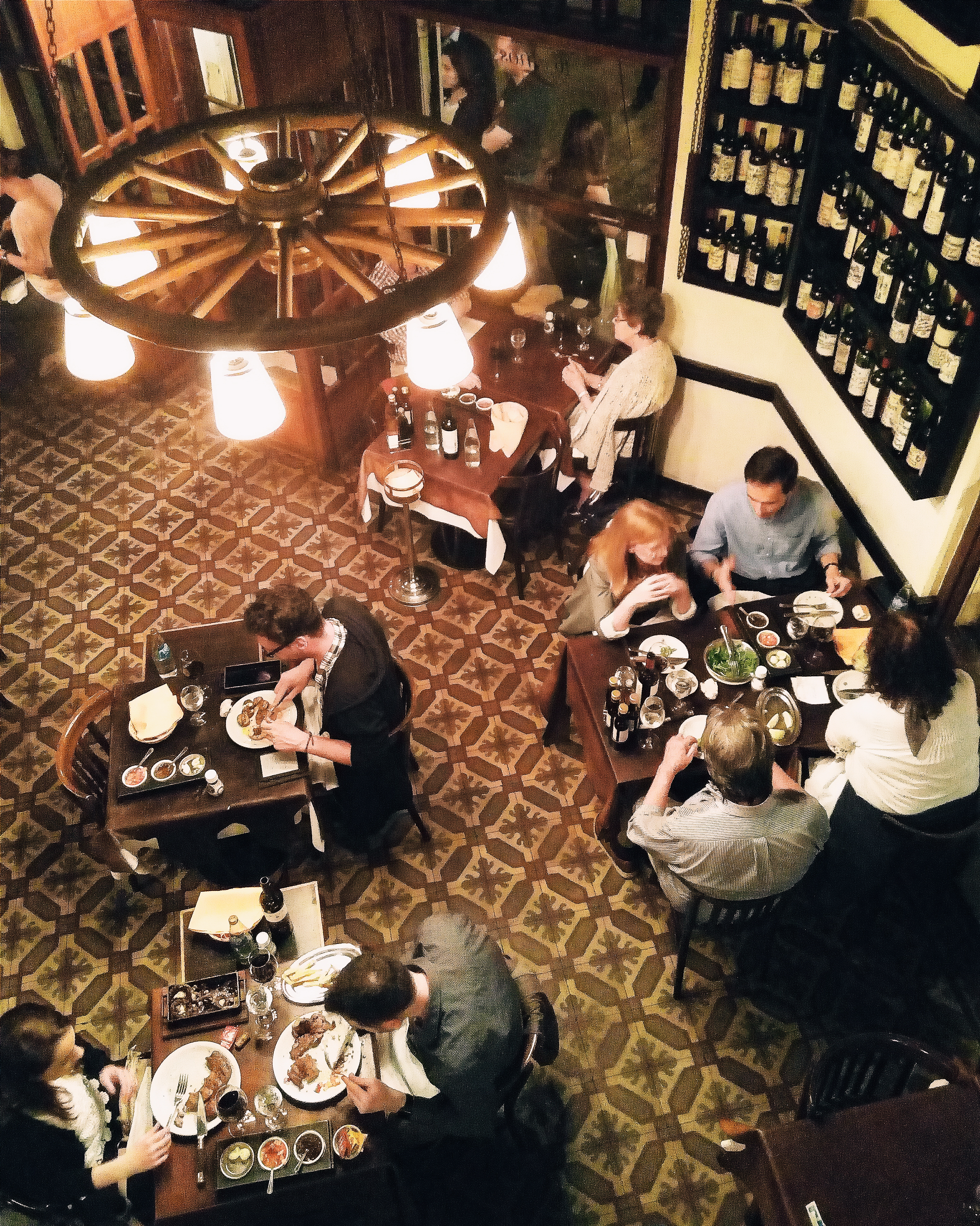 Мясной ресторан Parilla Don Julio